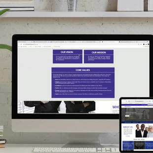 WEBSITE MOTION GRAPHIC