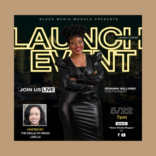 Launch Event Graphic