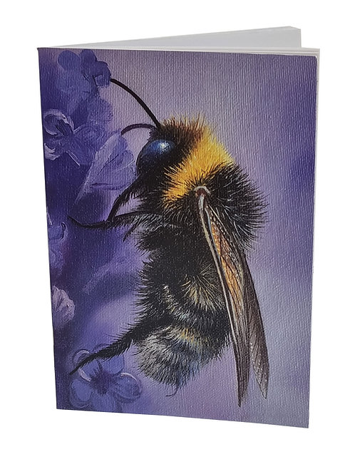 Pack of two Bee Notebooks