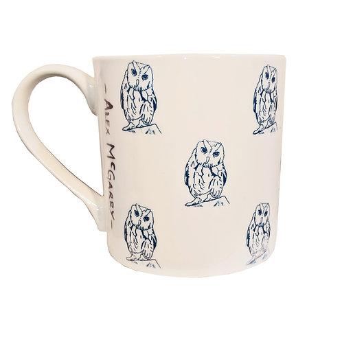 Small Owl Mug 13oz