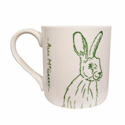 Hare Mug 13oz