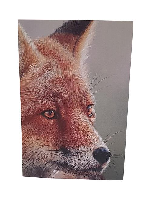 A5 Foxy Notebook