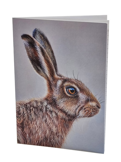 Pack of two Hare Notebooks