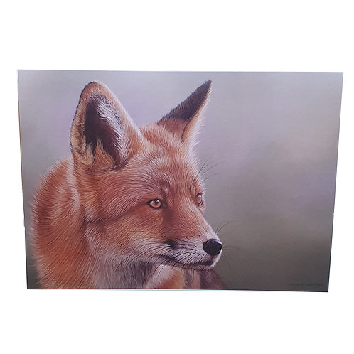 Fox - pack of 6 cards