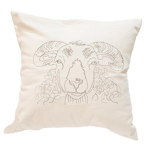 Sheep Cushion