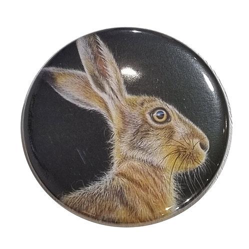 Pocket Mirror - HARE