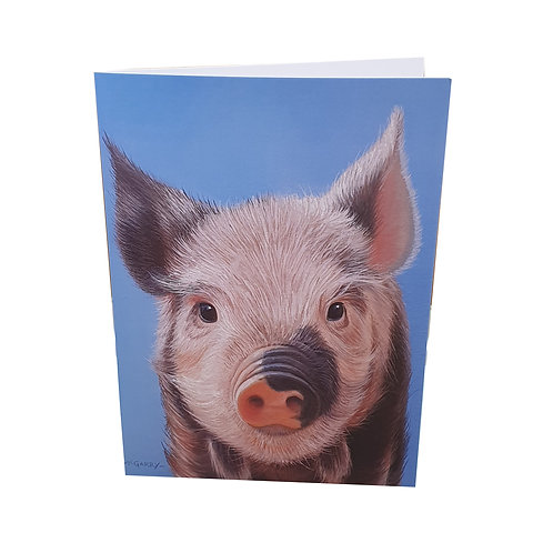 Pig Pack of 6 cards