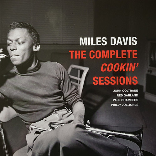 Miles Davis ‎– The Complete Cookin' Sessions 01