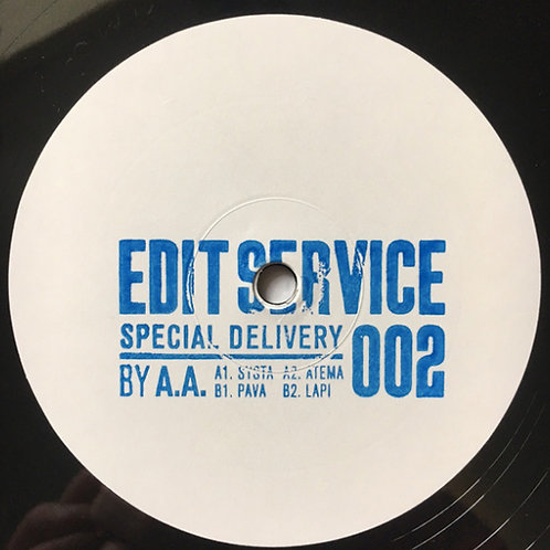 A.A* - Special Delivery (Ltd)