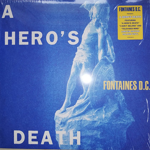 Fontaines D.C. ‎– A Hero's Death
