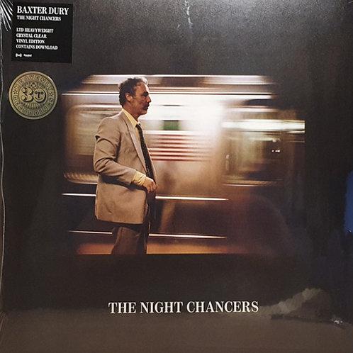 Baxter Dury – The Night Chancers (Ltd,  Crystal Clear)