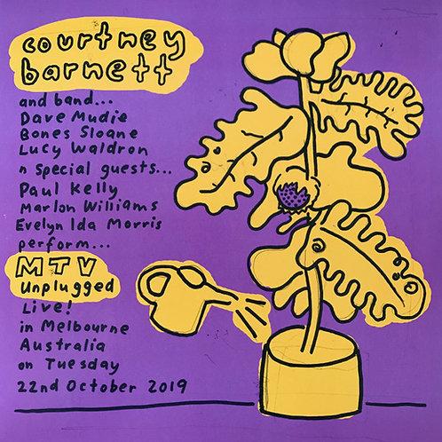 Courtney Barnett – MTV Unplugged (Live In Melbourne)