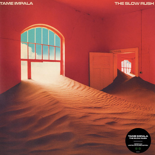 Tame Impala – The Slow Rush Limited Edition, Green
