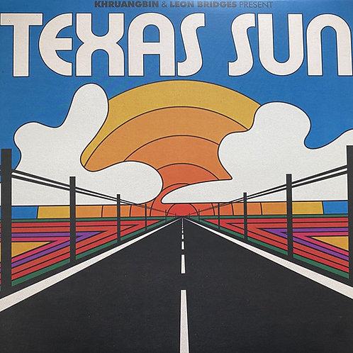 Khruangbin & Leon Bridges – Texas Sun