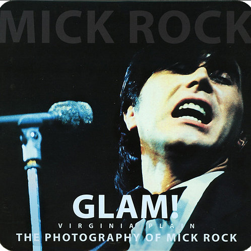 Roxy Music – Glam! The Photography Of Mick Rock