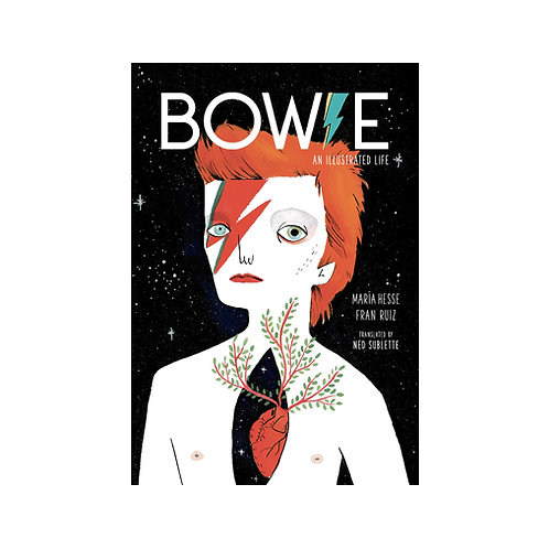 Bowie - An Illustrated Life