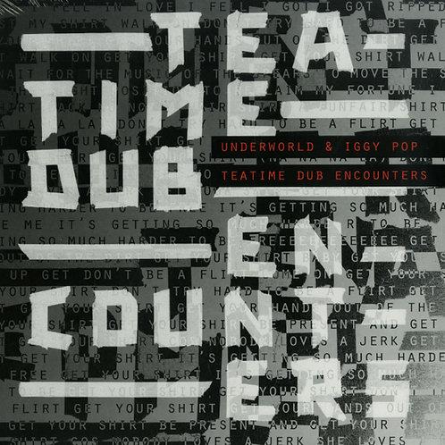 Underworld & Iggy Pop – Teatime Dub Encounters