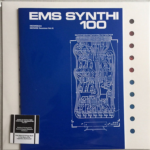Soulwax ‎– EMS Synthi 100, DEEWEE_a