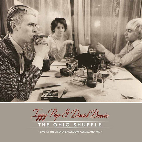 Iggy Pop & David Bowie – The Ohio Shuffle