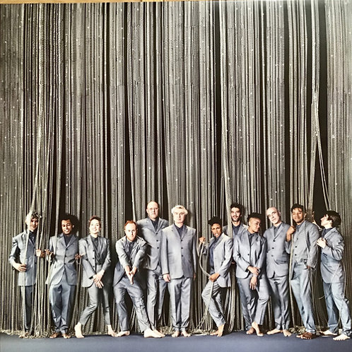 David Byrne's American Utopia On Broadway Original Cast Recording