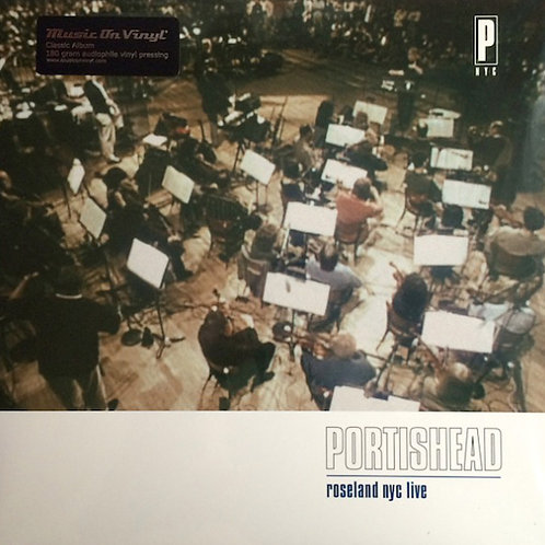 Portishead ‎– Roseland NYC Live