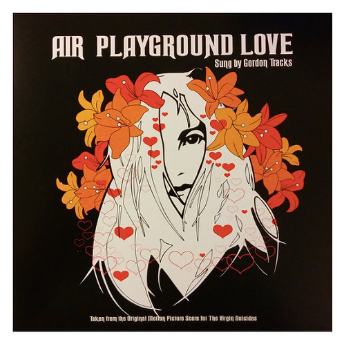 AIR Sung By Gordon Tracks ‎– Playground Love