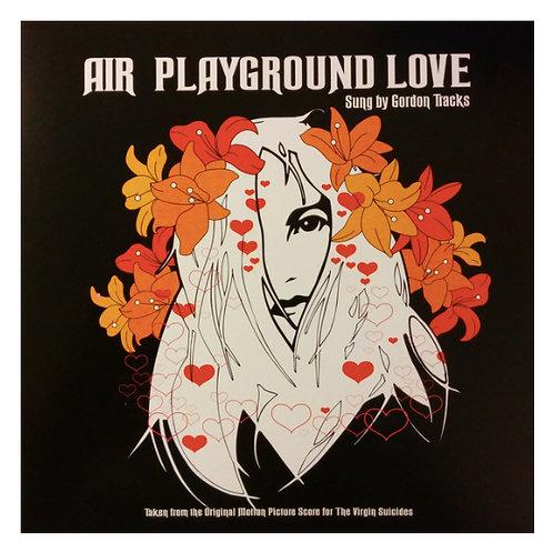 AIR Sung By Gordon Tracks – Playground Love