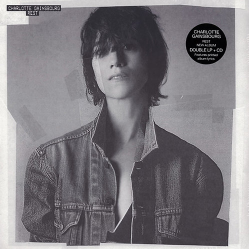 Charlotte Gainsbourg ‎– Rest