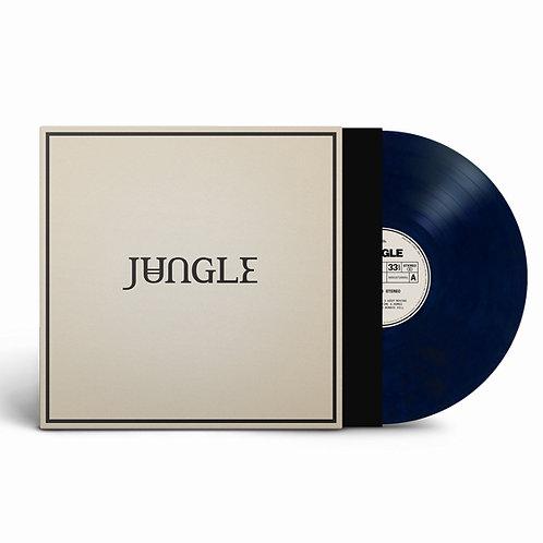 Jungle - Living In Stereo (Blue Vinyl)