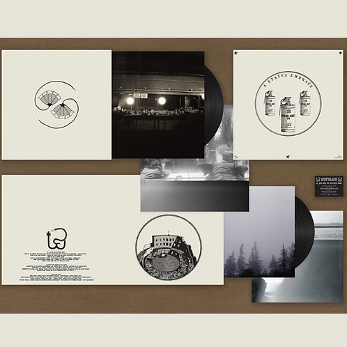 """Godspeed You! Black Emperor - G_d's Pee AT STATE'S END! (LP, 10"""")"""