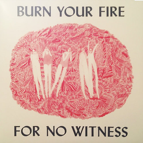 Angel Olsen ‎– Burn Your Fire For No Witness