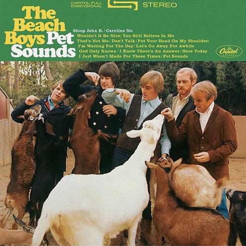 The Beach Boys - Pet Sounds (180 Gram, 50th Anni. Ed.)