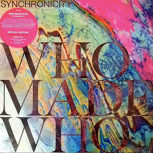 Who Made Who – Synchronicity