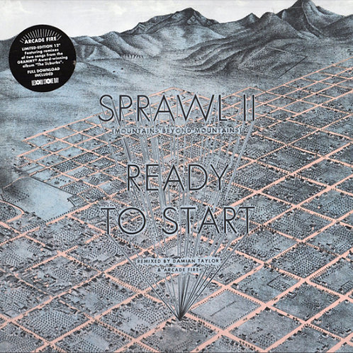 Arcade Fire – Sprawl II / Ready To Start