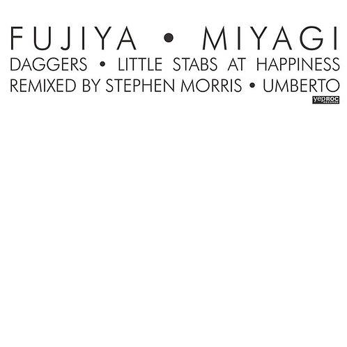Fujiya & Miyagi – Daggers / Little Stabs at Happiness