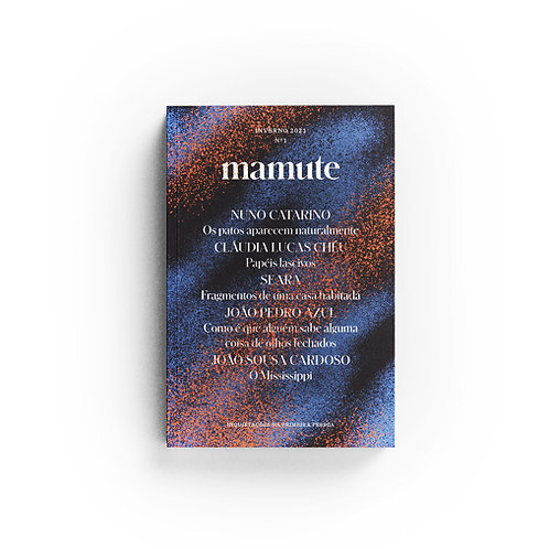 Revista Mamute - Vol #1