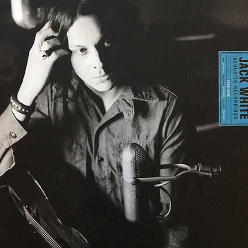 Jack White (2) ‎– Acoustic Recordings 1998-2016