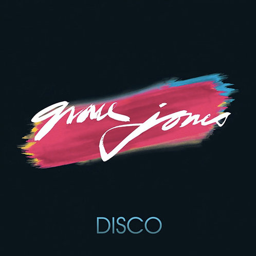 Grace Jones ‎– Disco