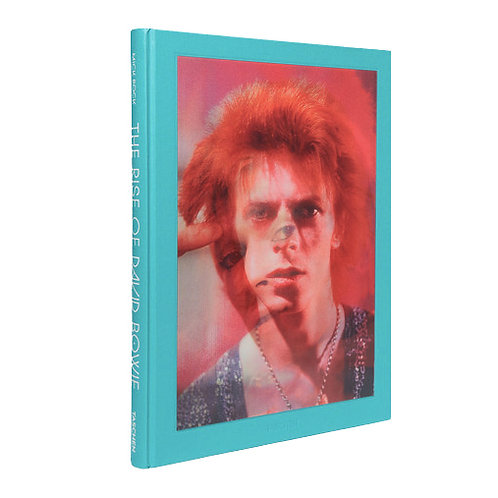 Mick Rock - The Rise of David Bowie, 1972-1973