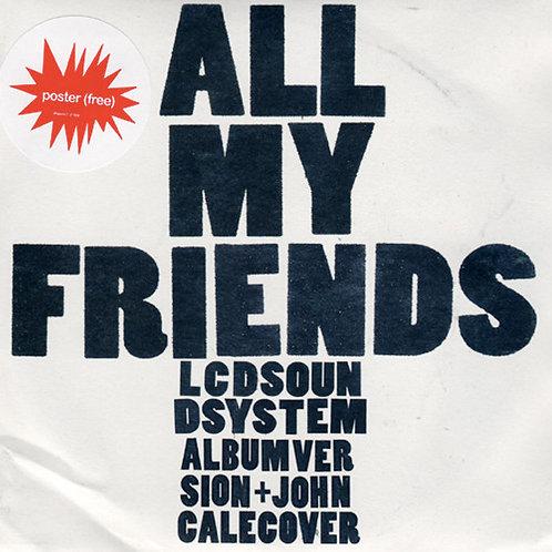 LCD Soundsystem – All My Friends