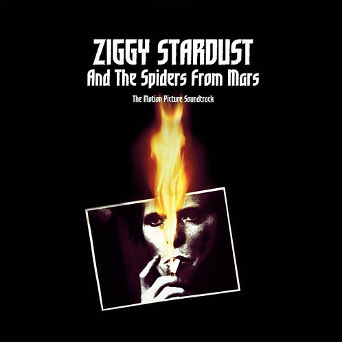 David Bowie – Ziggy Stardust And The Spiders From Mars