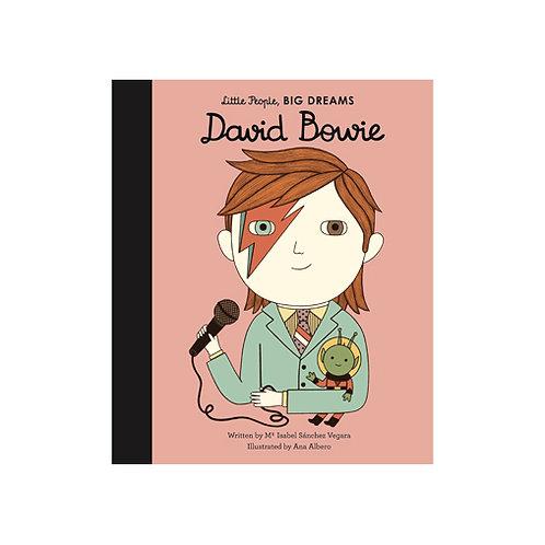 David Bowie - Little People, Big Dreams