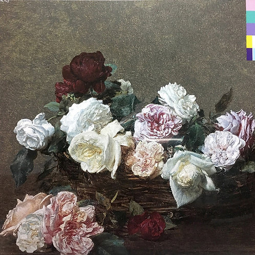 New Order ‎– Power, Corruption & Lies