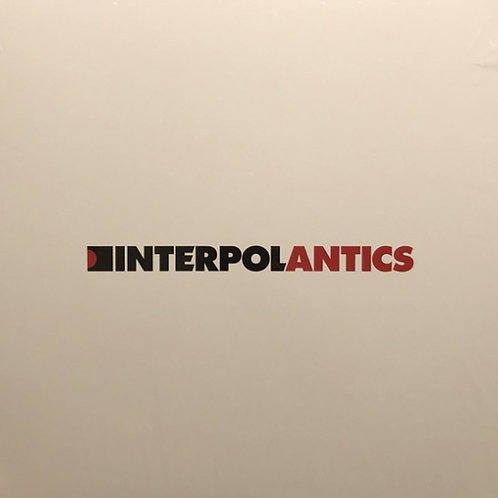 Interpol – Antics