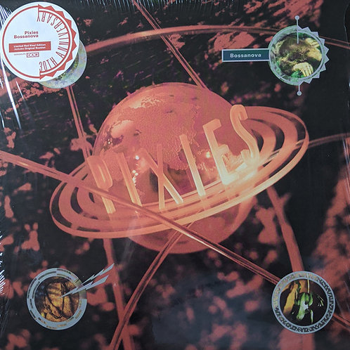 Pixies ‎– Bossanova (Limited Edition, 30th Anniversary, Red)