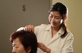 Scalp Acupuncture