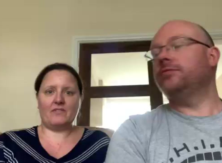 Andy & Gabby bravely share their story of MRKH (Born without a womb)
