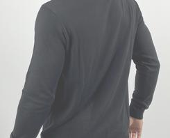 Blusa com fibra inteligente