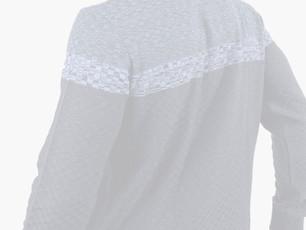 Vestuário em tricot