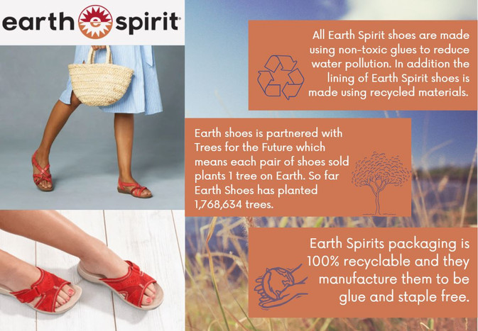 Earth Spirit sustainability Commitments